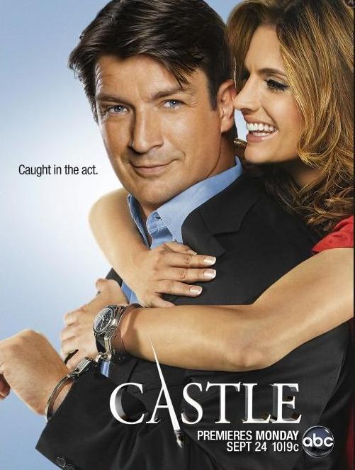 Castle      ( SEZON 3 , 4 )