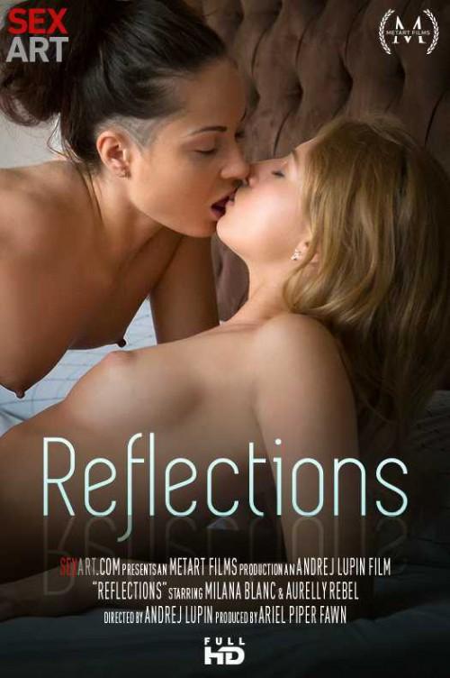 Aurelly Rebel, Milana Blanc – Reflections