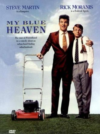Moje b³êkitne niebo / My Blue Heaven (1990) PL.DVDRip.Xvid-NN / Lektor PL