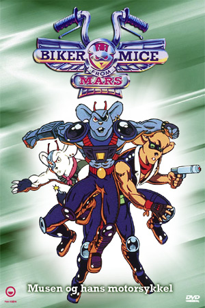 Motomyszy z Marsa / Biker Mice From Mars