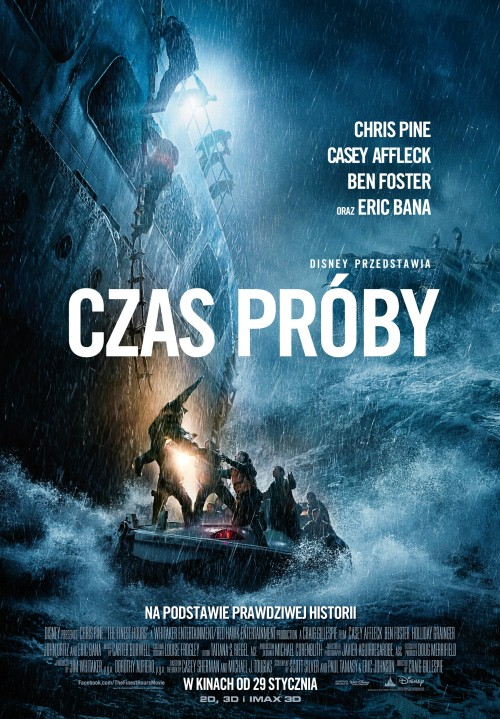 Czas Próby / The Finest Hours