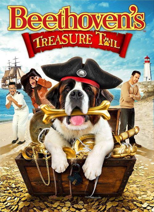Beethoven Na Tropie Skarbu / Beethoven's Treasure Tail