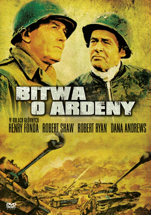 Bitwa o Ardeny / Battle of the Bulge