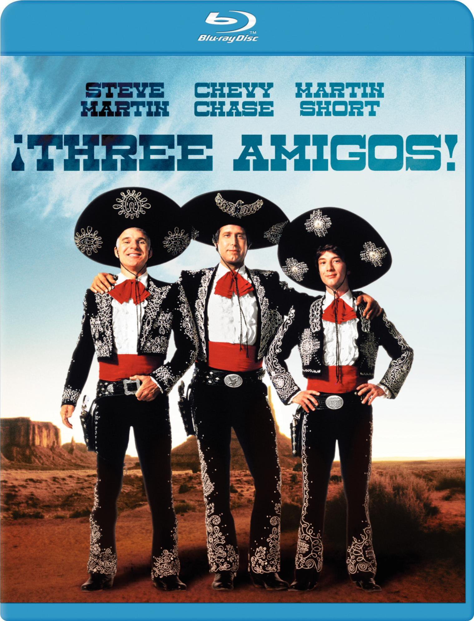 Trzej Amigos / Three Amigos
