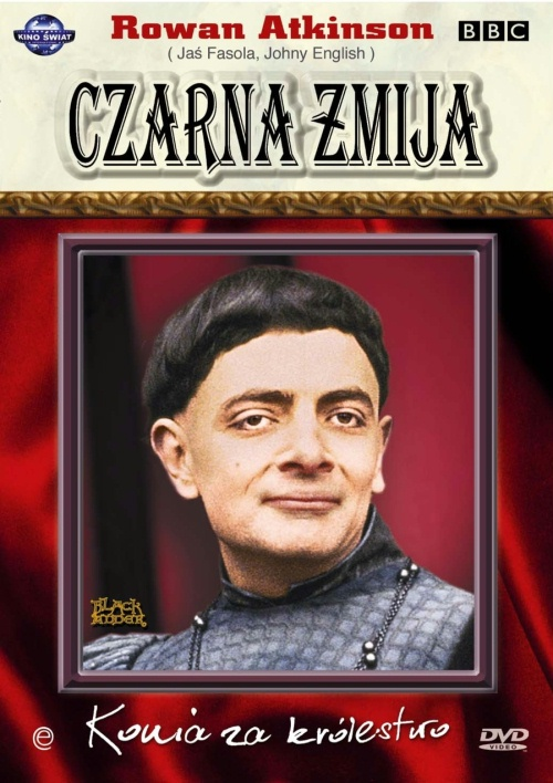 Czarna Żmija / Black Adder (Sezon 2)