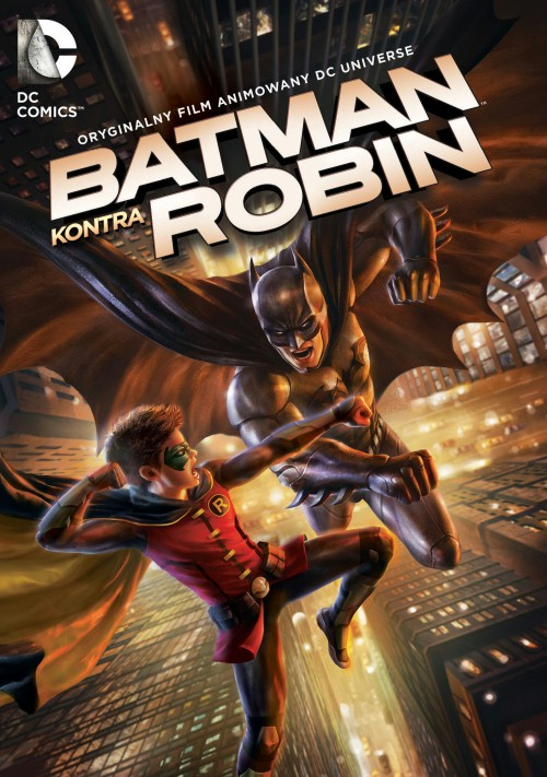 Batman kontra Robin / Batman vs. Robin