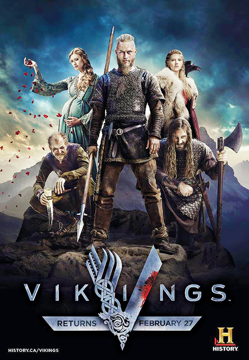 Wikingowie / Vikings (Sezon 2)