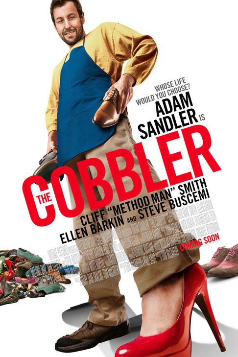 Magik z Nowego Jorku / The Cobbler