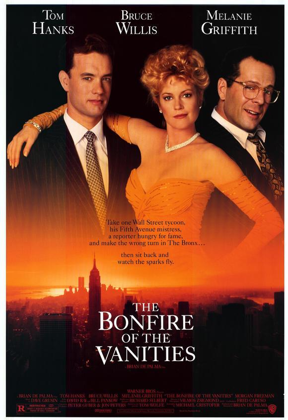 Fajerwerki próżności / The Bonfire of the Vanities