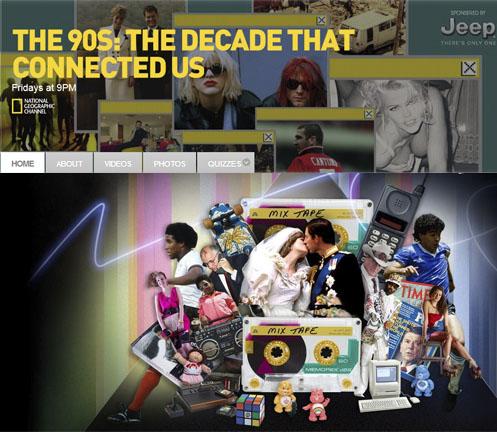 Lata 90. Dekada która nas połączyła / The '90s The Decade That Connected Us