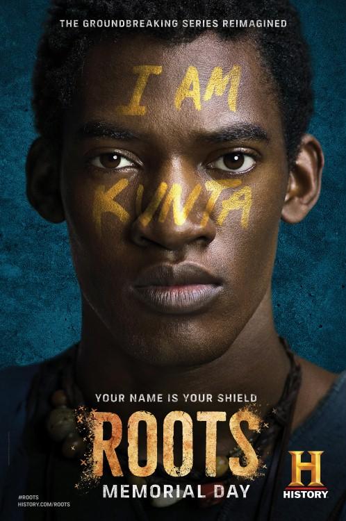 Korzenie / Roots (Sezon 01)