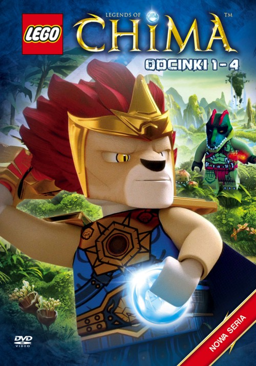 Lego:Legendy Chima / Lego:Legends of Chima (sezon 1)