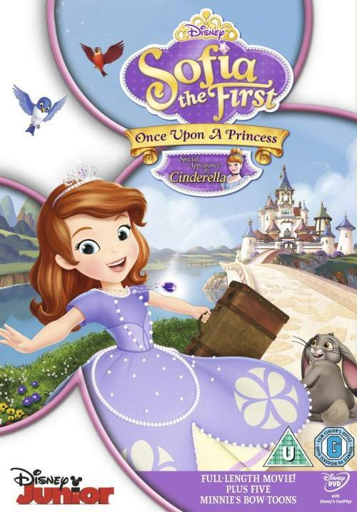 Jej Wysokość Zosia / Sofia the First (Sezon 2)