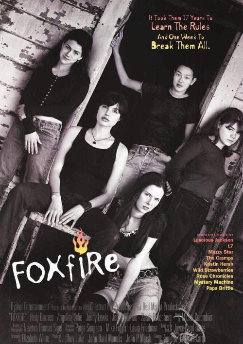 Wtajemniczenie / Foxfire