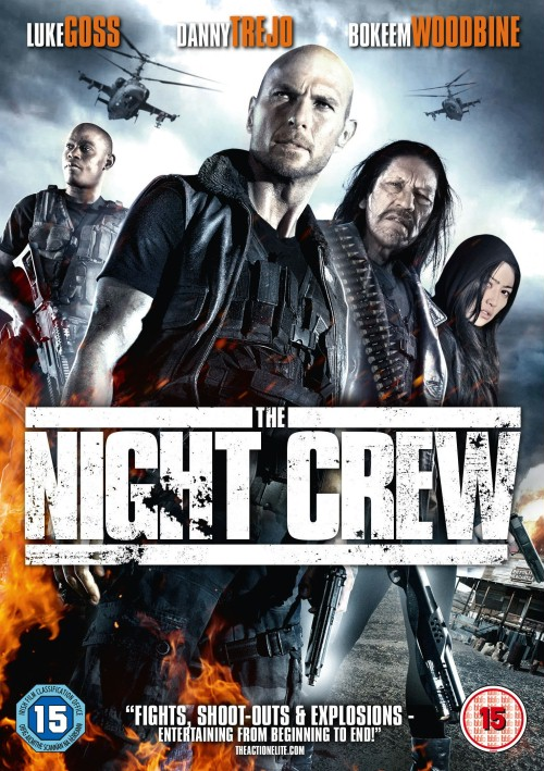 Krwawa noc / The Night Crew