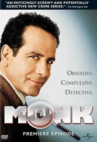 Detektyw Monk / Monk (SEZON 1)