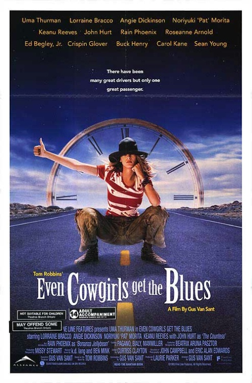 I kowbojki mogą marzyć / Even Cowgirls Get the Blues
