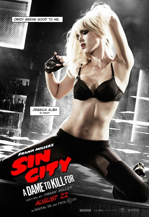 Sin City 2: Damulka warta grzechu / Sin City: A Dame to Kill For