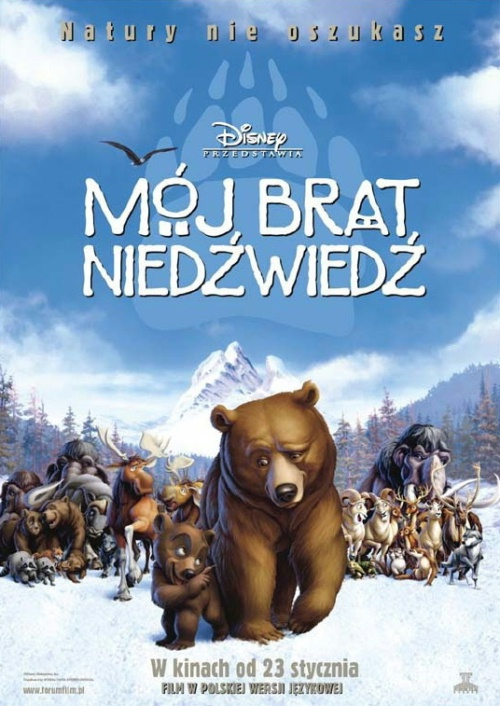 Mój brat niedźwiedź / Brother Bear