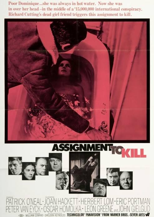 Zabójstwo na zlecenie / Assignment to Kill
