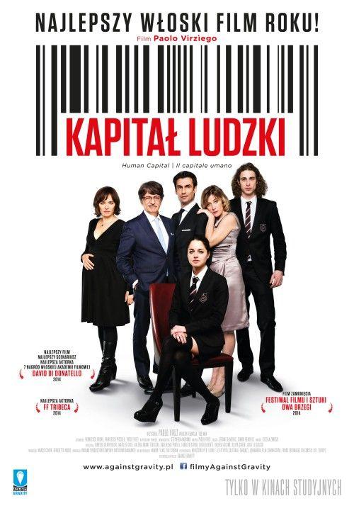 Kapitał Ludzki /  Il capitale umano
