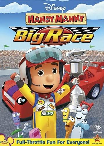 Złota Rączka: Wielki wyścig / Handy Manny Big Race