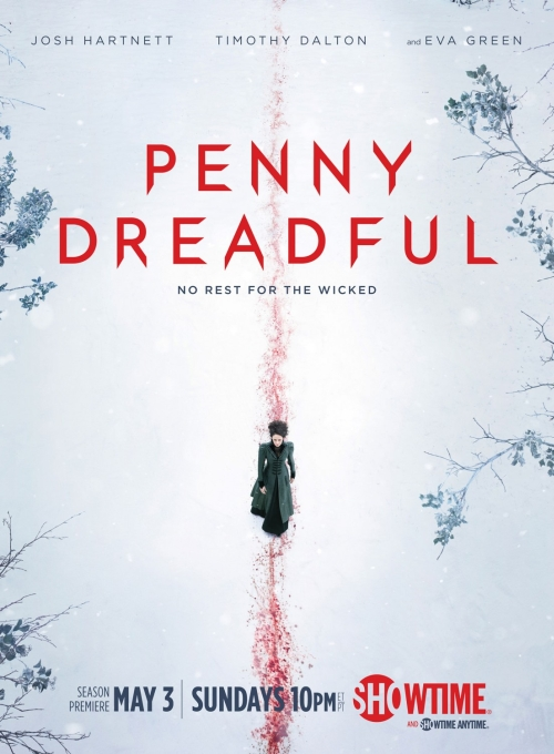Dom grozy / Penny Dreadful [SEZON 2]