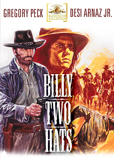 Billy Dwa Kapelusze / Billy Two Hats