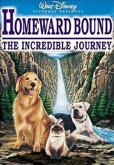 Daleko od domu: Niezwykła podróż / Homeward Bound: The Incredible Journey