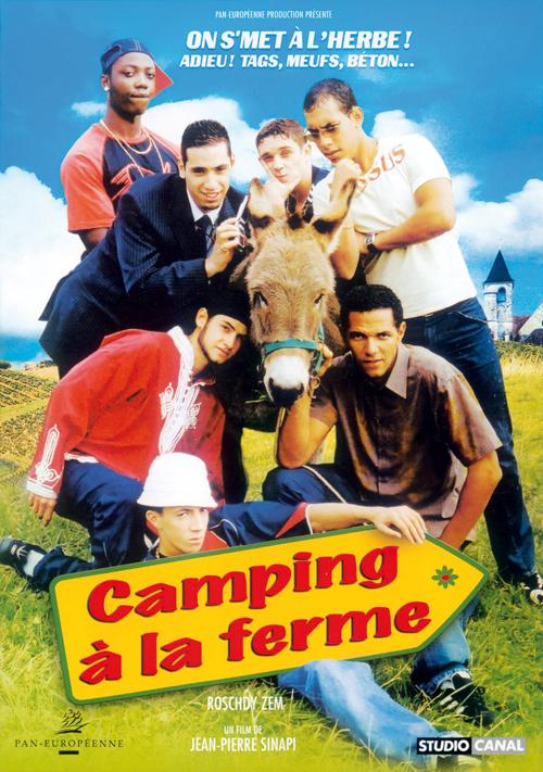 Kemping na wsi / Camping a la ferme