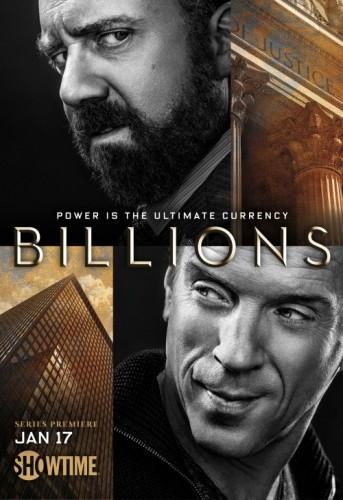 Billions (Sezon 1)