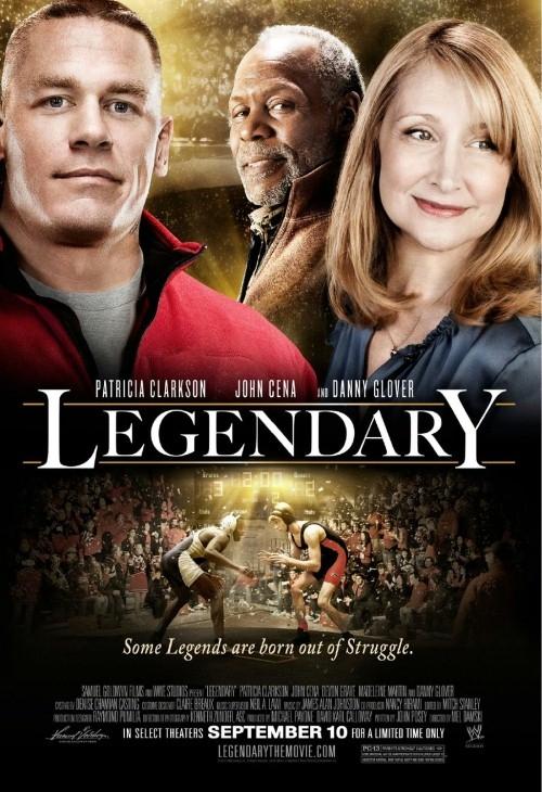 Zostać legendą / Legendary