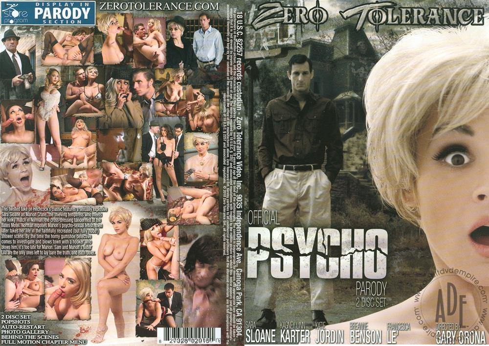 Official Psycho Parody XXX