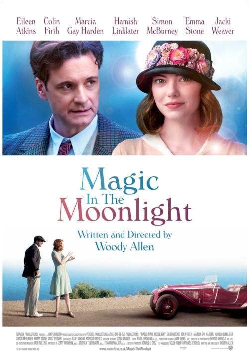 Magia w Blasku Księżyca / Magic in The Moonlight