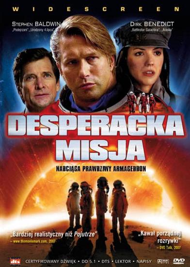 Desperacka misja / Earthstorm