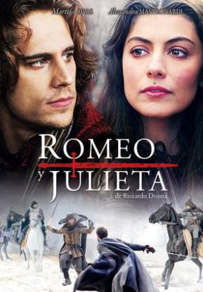 Romeo i Julia / Romeo and Juliet (miniserial)