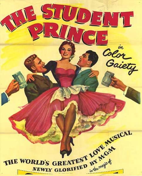 Książe Student / The Student Prince