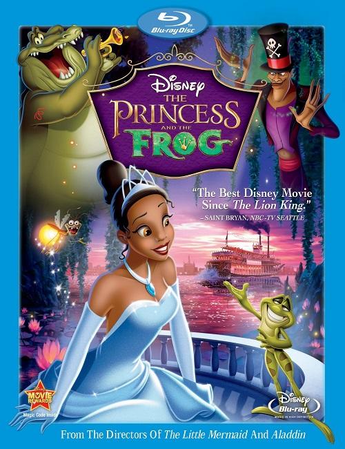 Księżniczka i Żaba / The Princess and the Frog