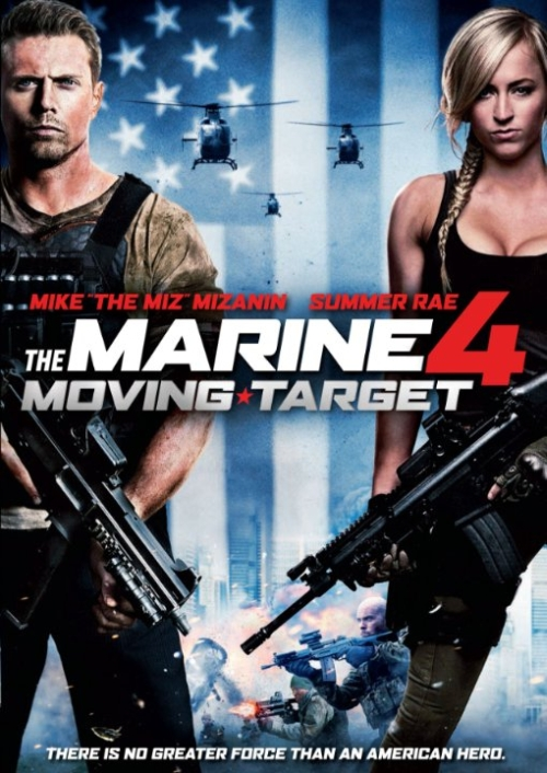 The Marine: 4 Moving Target