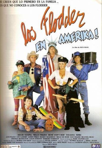 Flodderowie 2 / Flodder in Amerika!