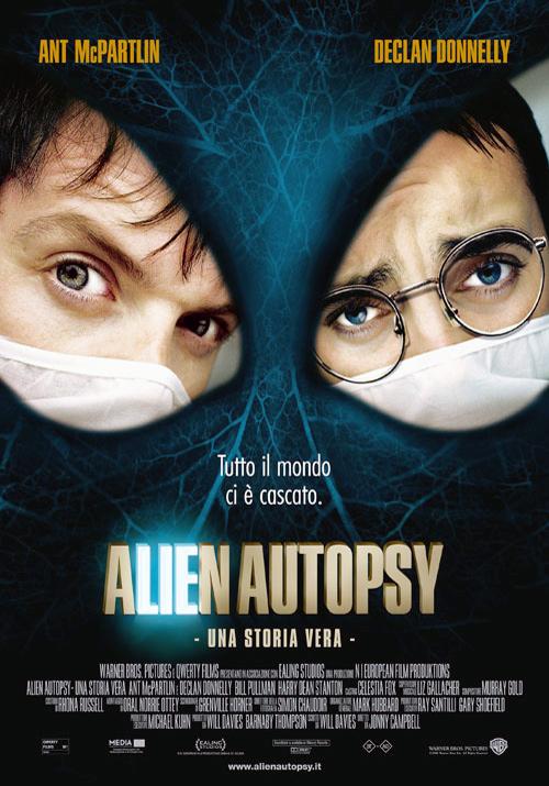 Kosmiczna mistyfikacja / Alien Autopsy