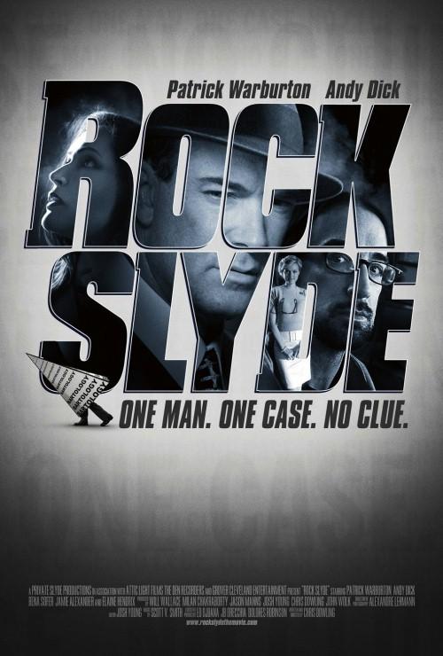 Detektyw Rock Slyde / Rock Slyde