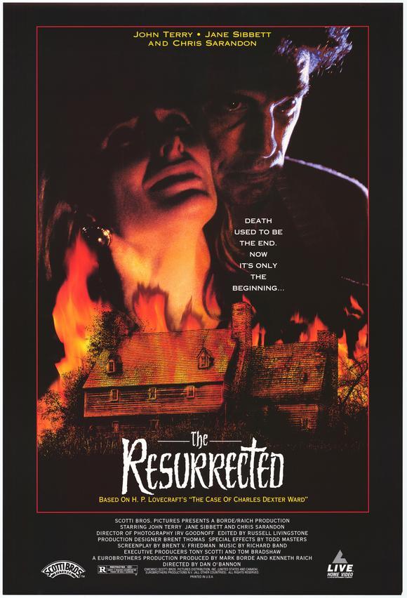 Wskrzeszony / The Resurrected (1991) DVDrip.Xvid.NN / Lektor PL