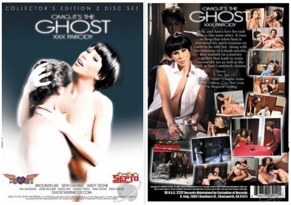 OMG It's The Ghost XXX Parody