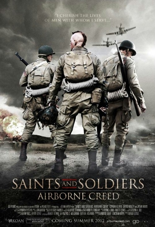 Święci i żołnierze: Credo spadochroniarza / Saints and Soldiers: Airborne Creed