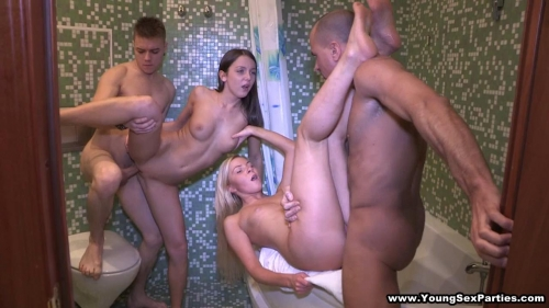 Young Sex Parties – Inna and Angela