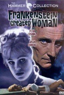 Frankenstein Stworzył Kobietę / Frankenstein Created Woman