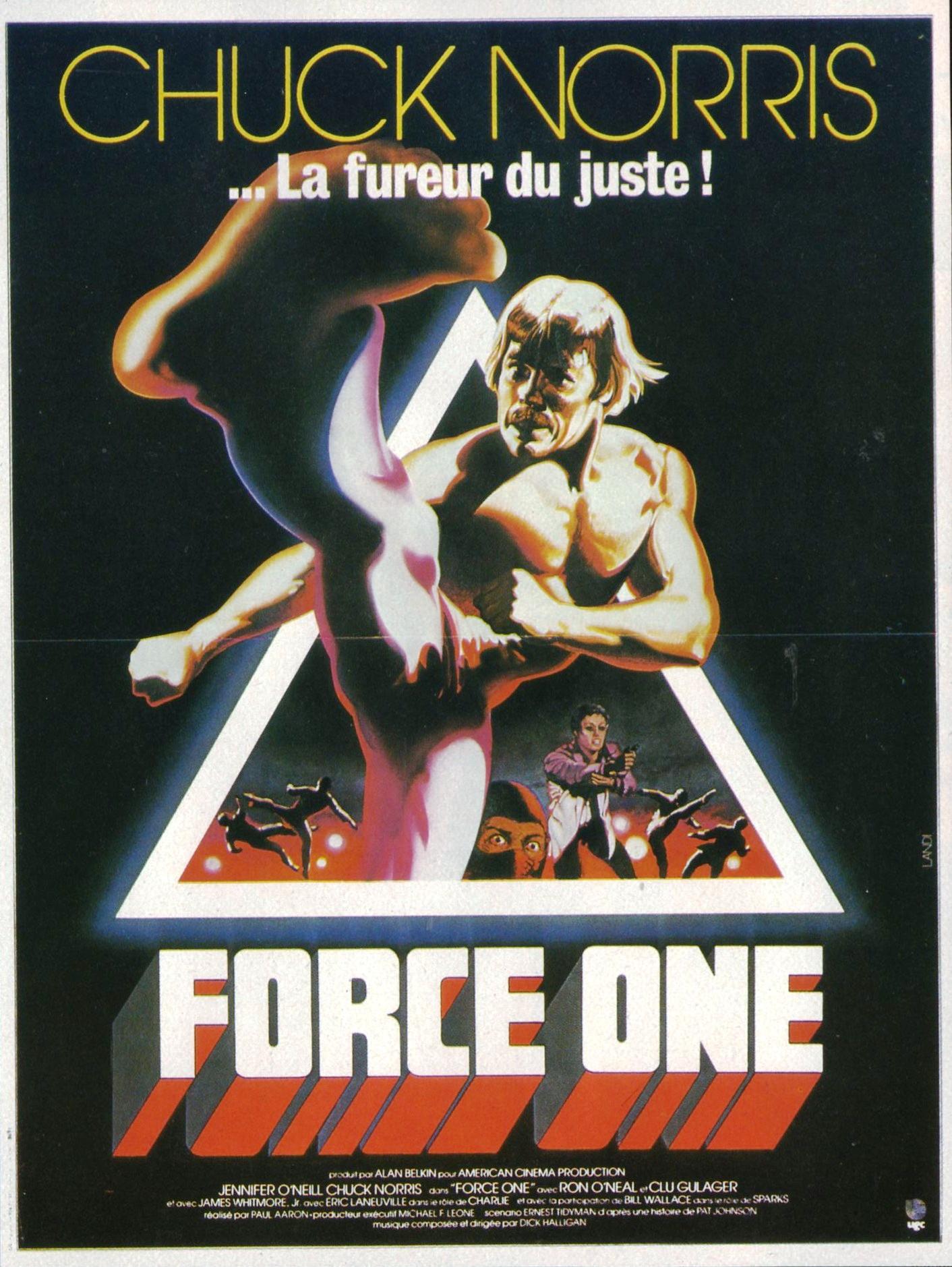 Jednoosobowy oddział / A Force of One