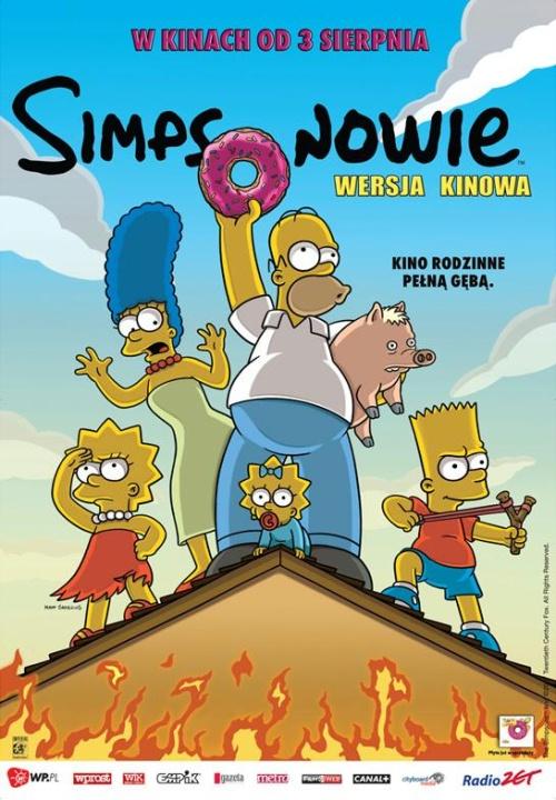 Simpsonowie: Wersja kinowa / The Simpsons Movie