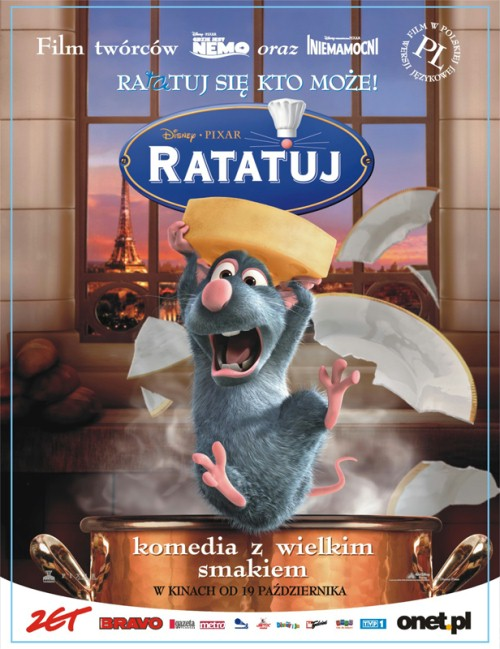 Ratatuj / Ratatouille